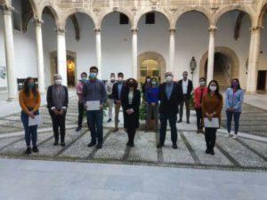 participantes del concurso '3 Minute Thesis' (3MT)