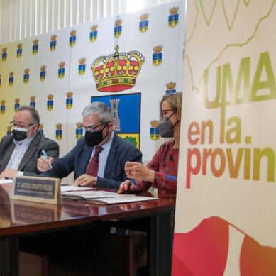Alhaurín de la Torre se suma al proyecto 'UMA en la provincia' con unas jornadas deportivas