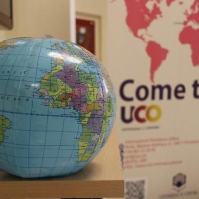 La Carta Erasmus de la UCO se renueva para el periodo 2021-2027