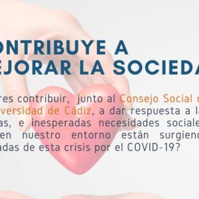 Un centenar de jóvenes se suman a la 'Cadena de Favores' del Consejo Social de la UCA