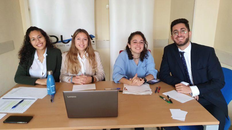 Los malagueños se imponen en el Torneo de Debate III Culturas