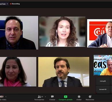 La XIII Feria de las Ideas UAL se digitaliza y sirve de escaparate para emprendedores