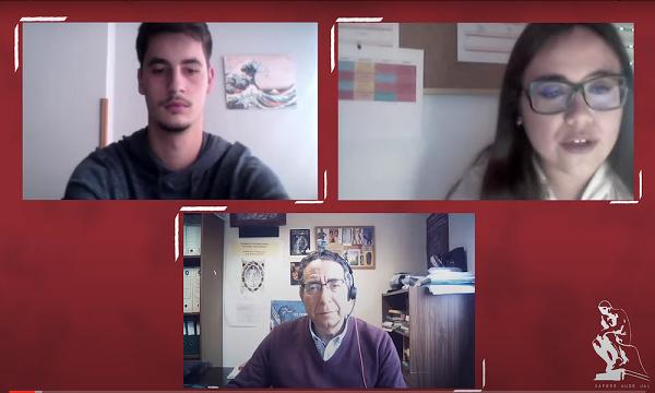 Sapere Aude UAL organiza sus II Jornadas Históricas de la Sexualidad