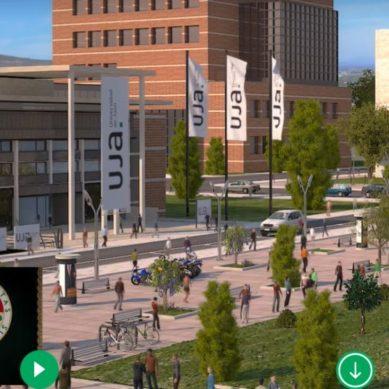 La UJA celebra esta semana un punto de encuentro virtual entre estudiantes, egresados y empresas