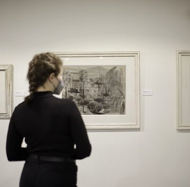 La obra de Joaquín Peinado llega a Almería con la Fundación Unicaja