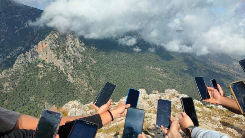 La UJA imparte una masterclass sobre el uso de GPS en montaña