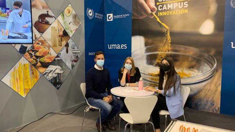 La Facultad de Turismo de la UMA participa en el Salón H&T de Innovación en Hostelería