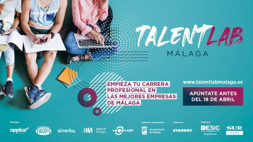Llega TALENTLAB a Málaga, una iniciativa para jóvenes profesionales