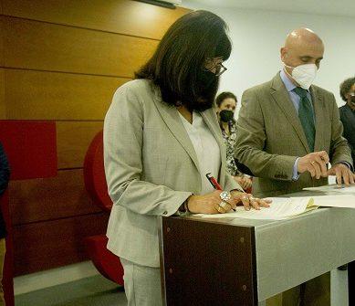 La Cátedra Fundación Cepsa de la UHU renueva su convenio de colaboración
