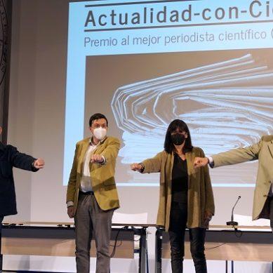 Convocados los Premios de Periodismo Científico UHU 'Actualidad con Ciencia'