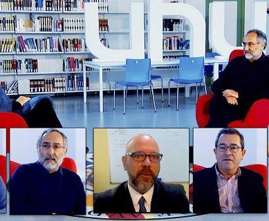 Reconocimiento a los investigadores UHU del repositorio Arias Montano