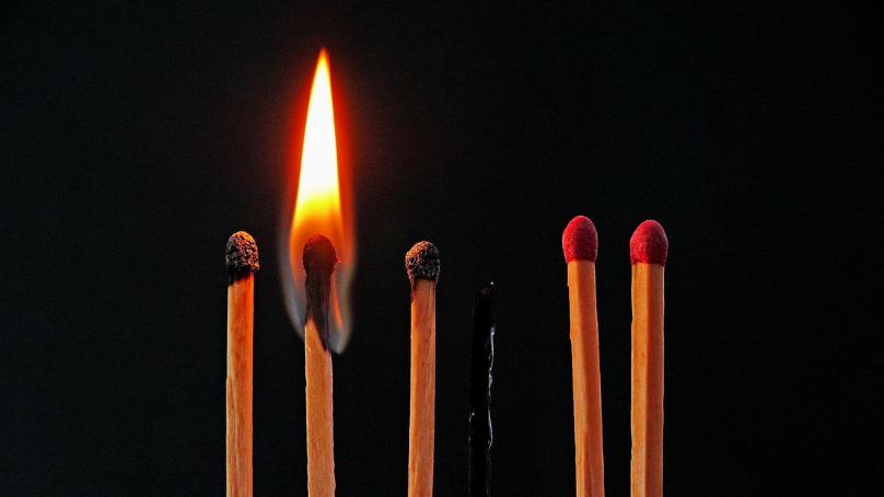 Burnout, el síndrome del trabajador (o estudiante) quemado