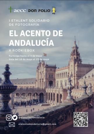 eTalent solidario: ¿cómo representarías Andalucía?
