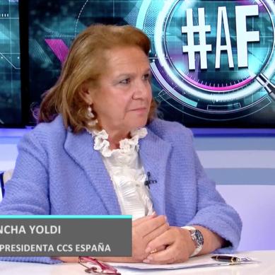 """Concha Yoldi: """"queremos hacer de la Universidad el departamento de I+D+i de las empresas andaluzas"""""""