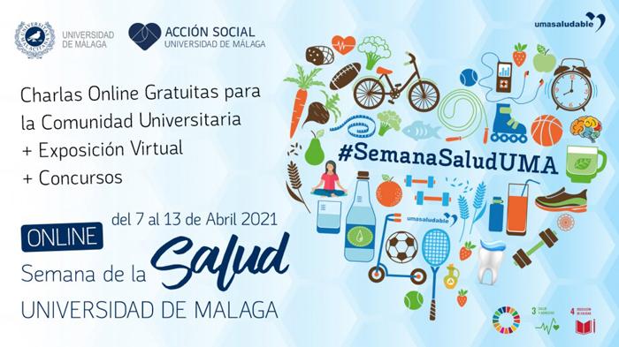 La Universidad de Málaga programa más de 20 eventos para celebrar la Semana de la Salud