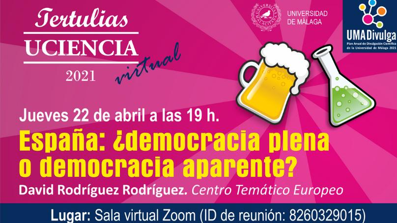 España: ¿democracia plena o democracia aparente?
