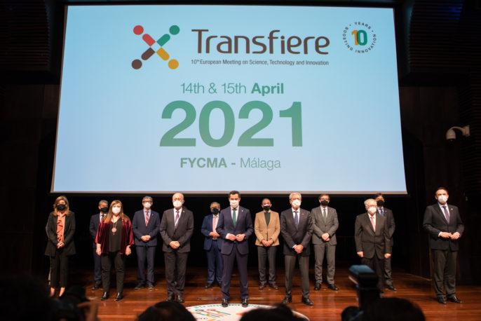 autoridades Foro transfiere 2021 apuestan por la transferencia