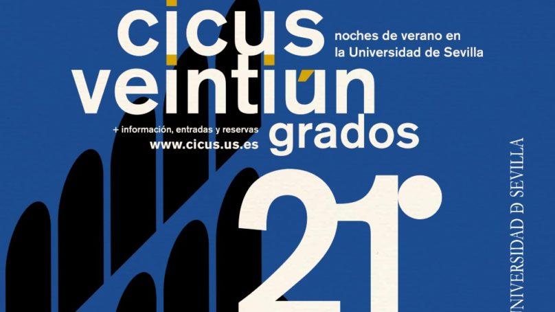21 Grados de teatro, música y cine en Sevilla