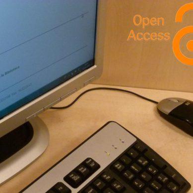 La UJA impulsa el acceso abierto en Internet de su producción científica