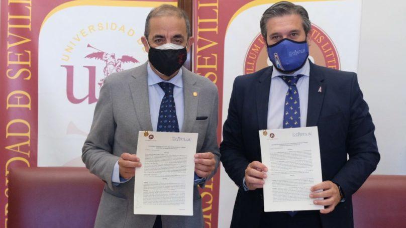 Acuerdo entre la US y el PCT Cartuja para impulsar el binomio Ciencia-Empresa