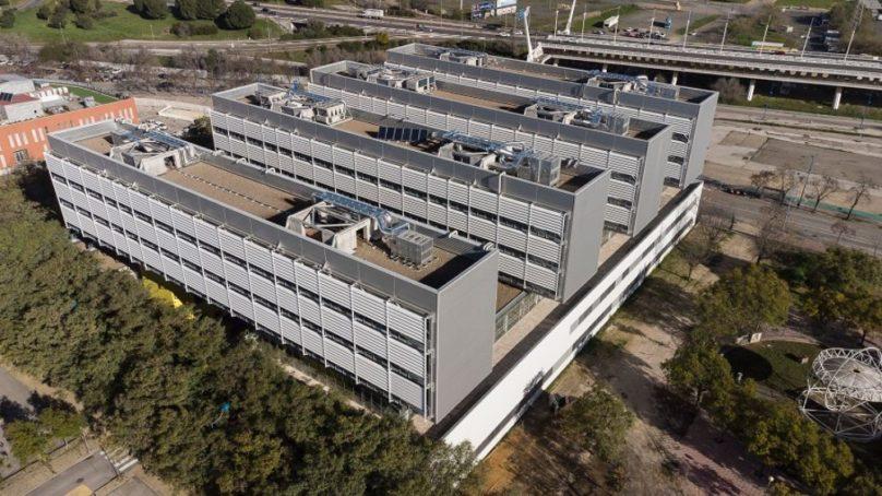 Puesta a punto de un nuevo edificio a la vanguardia en Ciencia y Tecnología en Cartuja