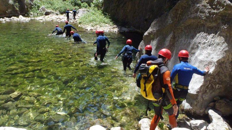 Deporte y aventura para conocer los enclaves naturales de la provincia jiennense