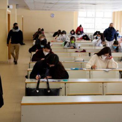 Los exámenes finales y la docencia del próximo curso serán presenciales