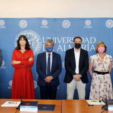 Renovado el convenio entre UAL y Festival de Música Renacentista y Barroca de Vélez Blanco