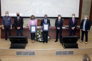 AENOR entrega sus certificados a la UAL