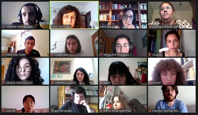 La UAL rinde homenaje a Emilia Pardo Bazán con estudiantes de Filología