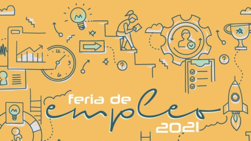 Más de treinta empresas participan esta semana en la Feria de Empleo de la UCA
