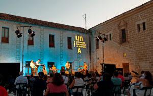 Conciertos durante los Cursos de Verano de la UNIA