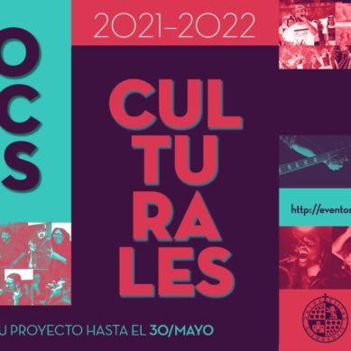 Abierta la convocatoria de Proyectos Culturales en la UJA