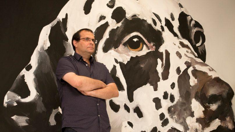 El artista jiennense Santiago Ydáñez es reconocido con el premio Proyecto Natural del Jaén