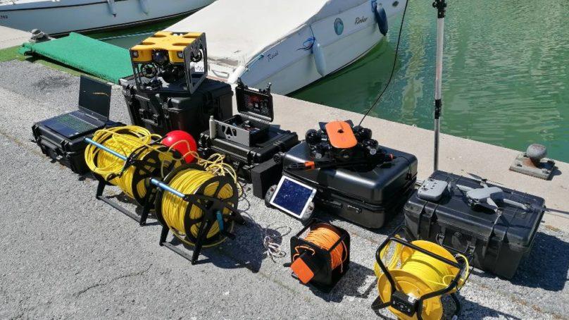 Estudiantes de Bachillerato y jóvenes investigadores participan en talleres sobre robótica marina