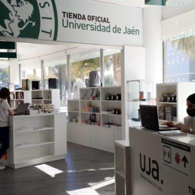 ¿Conoces la Tienda Oficial de la Universidad de Jaén?