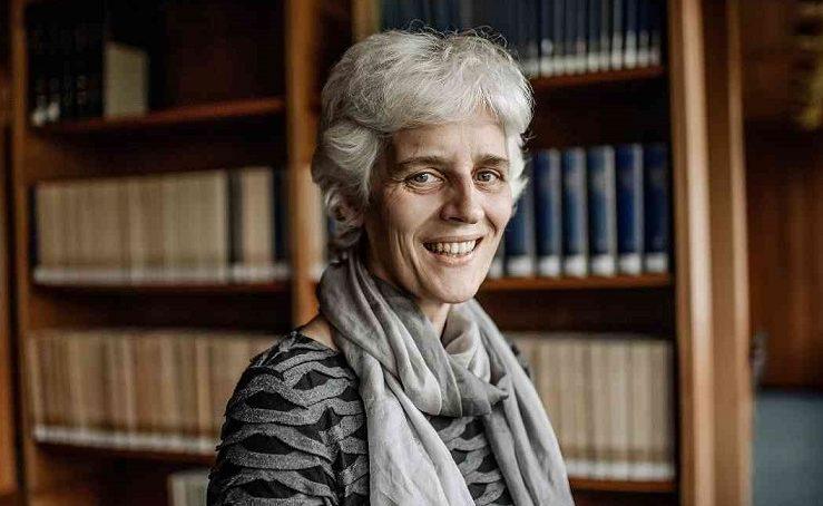 Ulrike Tillmann, protagonista del último Boletín Matemático de la UAL