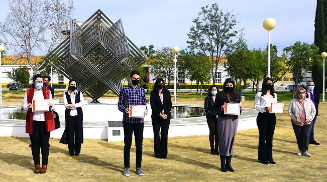 La UHU reconoce el talento científico con los XVI Premios Sapere Aude