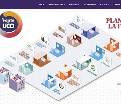 'Vente a la UCO', I Feria Virtual de Orientación Vocacional para preuniversitarios