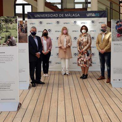 La UMA y la Consejería de Igualdad suman esfuerzos por la cooperación internacional