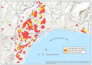 mapa covid estudio UMA