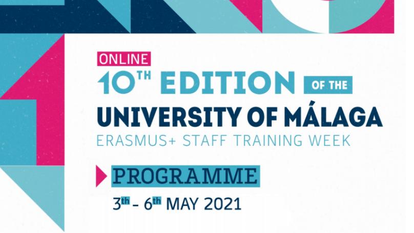 International Staff Week 2021: una semana para fomentar la formación