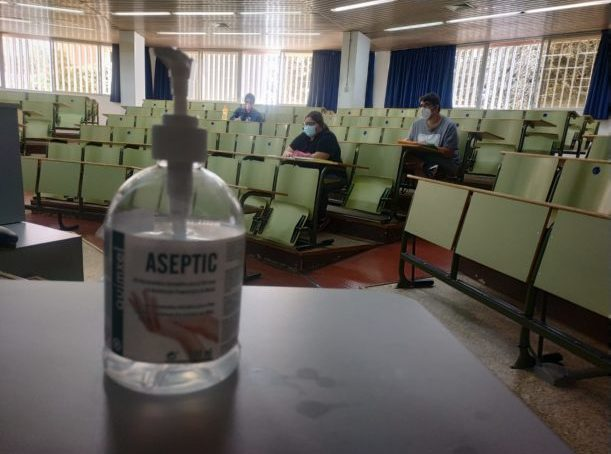 """La CREUP denuncia que el nuevo real decreto del Ministerio """"devaluará la calidad de las enseñanzas"""""""