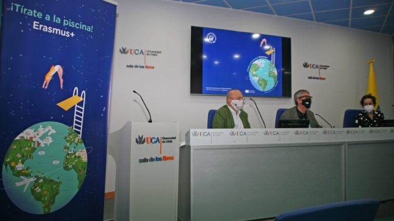 En marcha la nueva campaña Erasmus de la UCA, que incluye movilidades en los cinco continentes