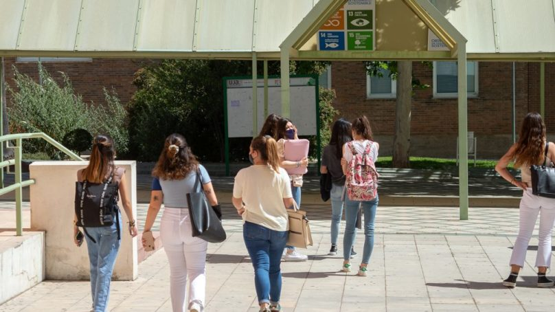La UJA revalida su posición entre las mejores universidades jóvenes del mundo