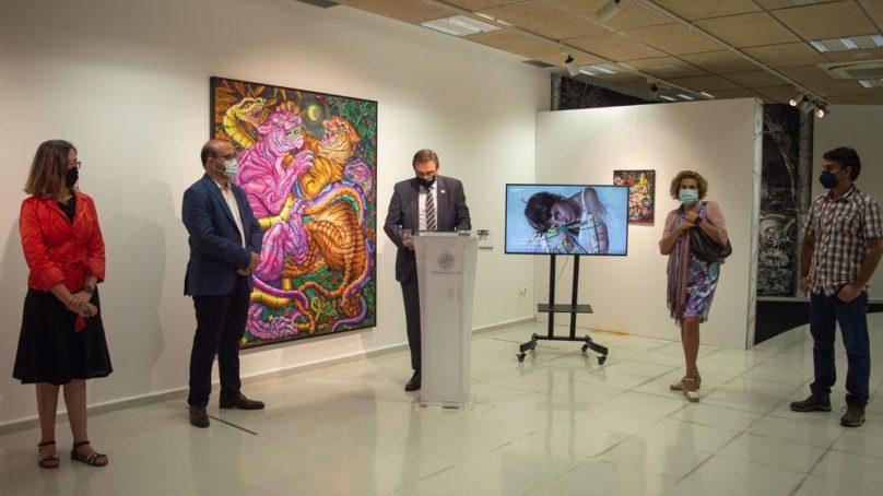 La UJA pone en marcha un nuevo catálogo digital para exponer su patrimonio artístico
