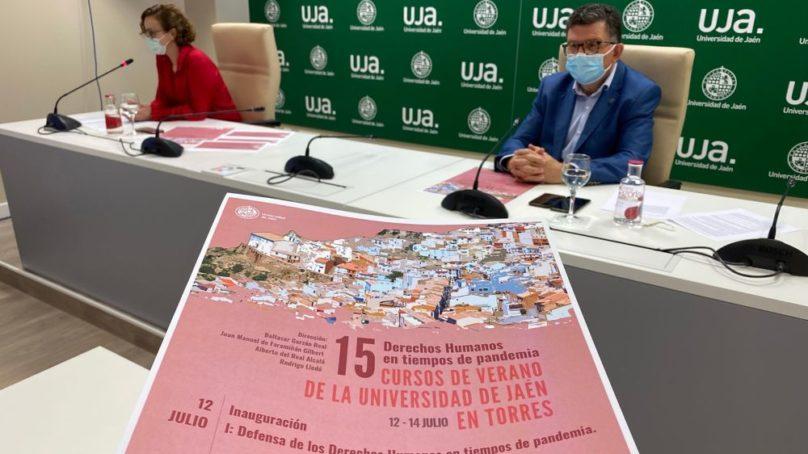 Los Cursos de Torres abordan el impacto de la pandemia en los Derechos Humanos