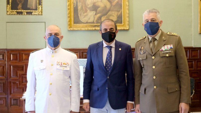 Clausurado el I Curso de Experto en Derecho Militar de la Universidad de Sevilla