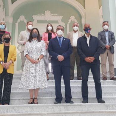 La UCA y el Ayuntamiento de San Fernando impulsan el estudio y la divulgación de las salinas
