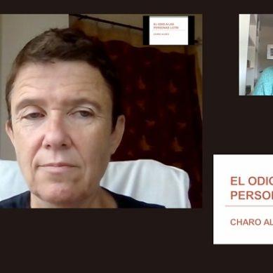 """Charo Alises: """"Los derechos de las personas LGTBI son derechos humanos"""""""